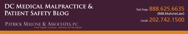 Patrick Malone & Associates P.C.   DC Injury Lawyers