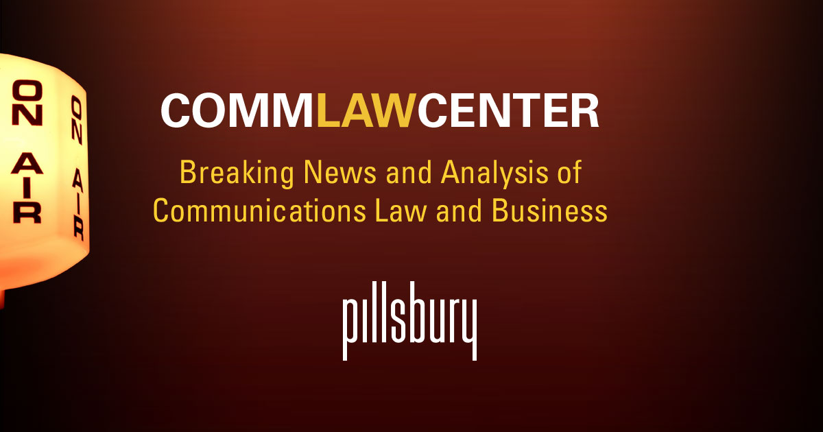 Pillsbury - CommLawCenter