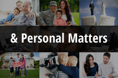 Personal Matters