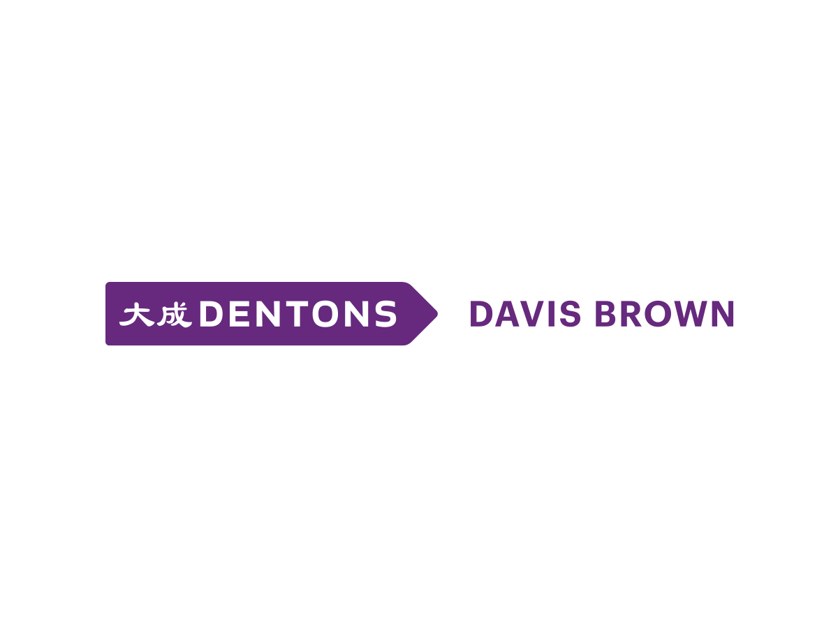 Dentons Davis Brown