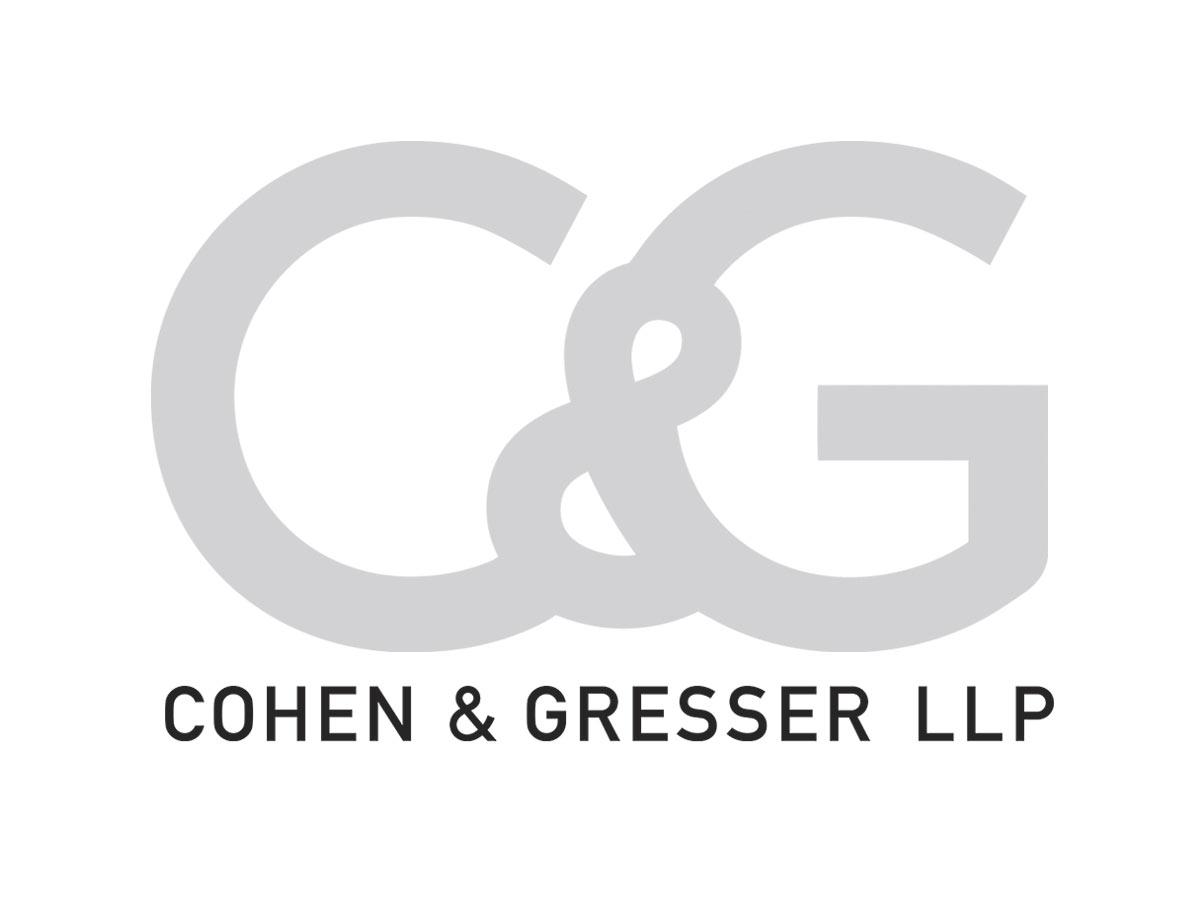 Cohen & Gresser LLP
