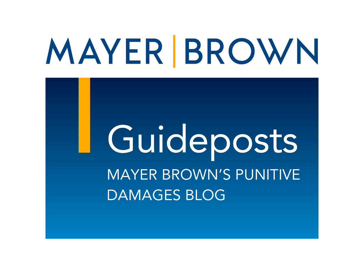 Mayer Brown - Punitive Damages Blog