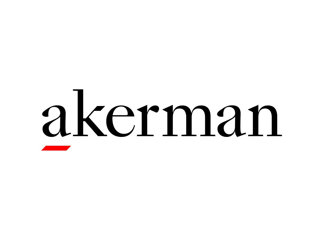 Akerman LLP - Marks, Works & Secrets