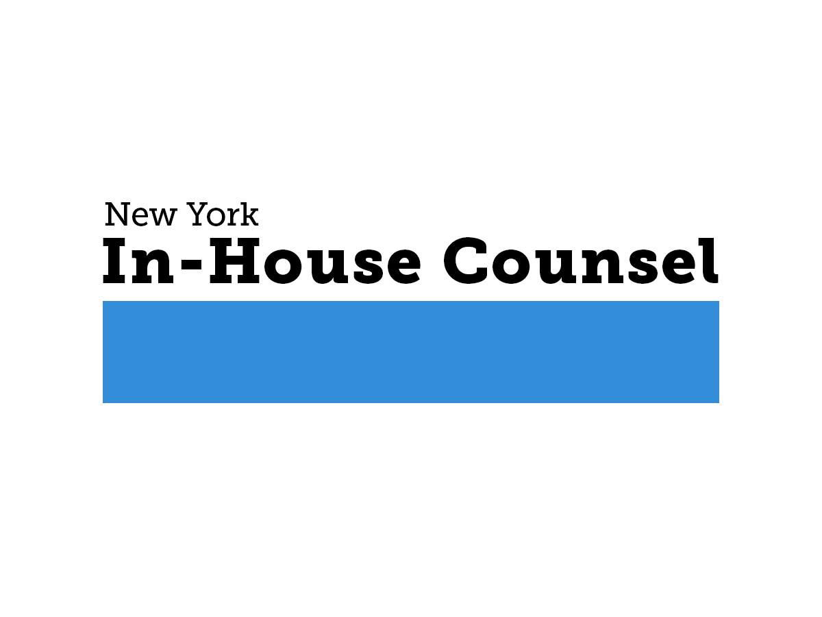 New York In-House Counsel