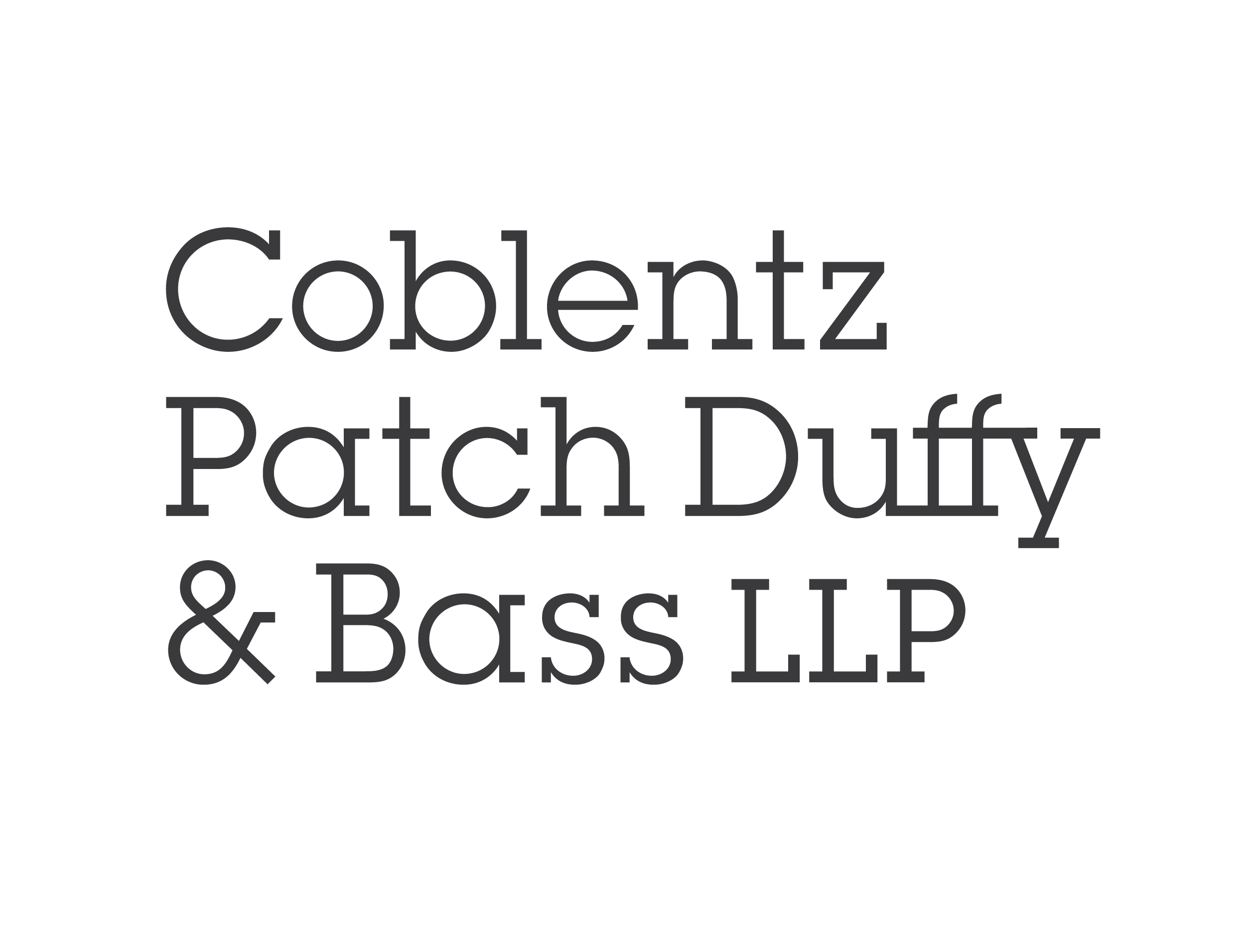 Coblentz Patch Duffy & Bass
