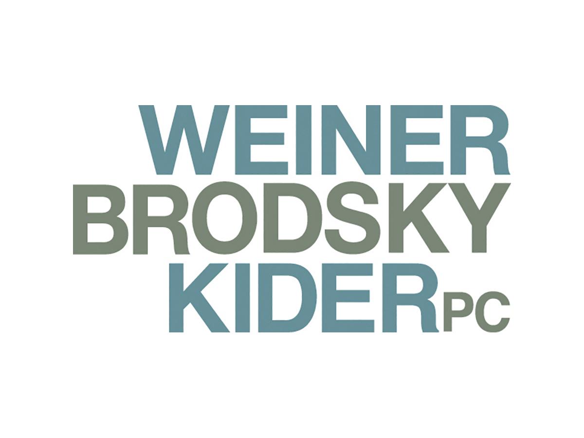 Weiner Brodsky Kider PC