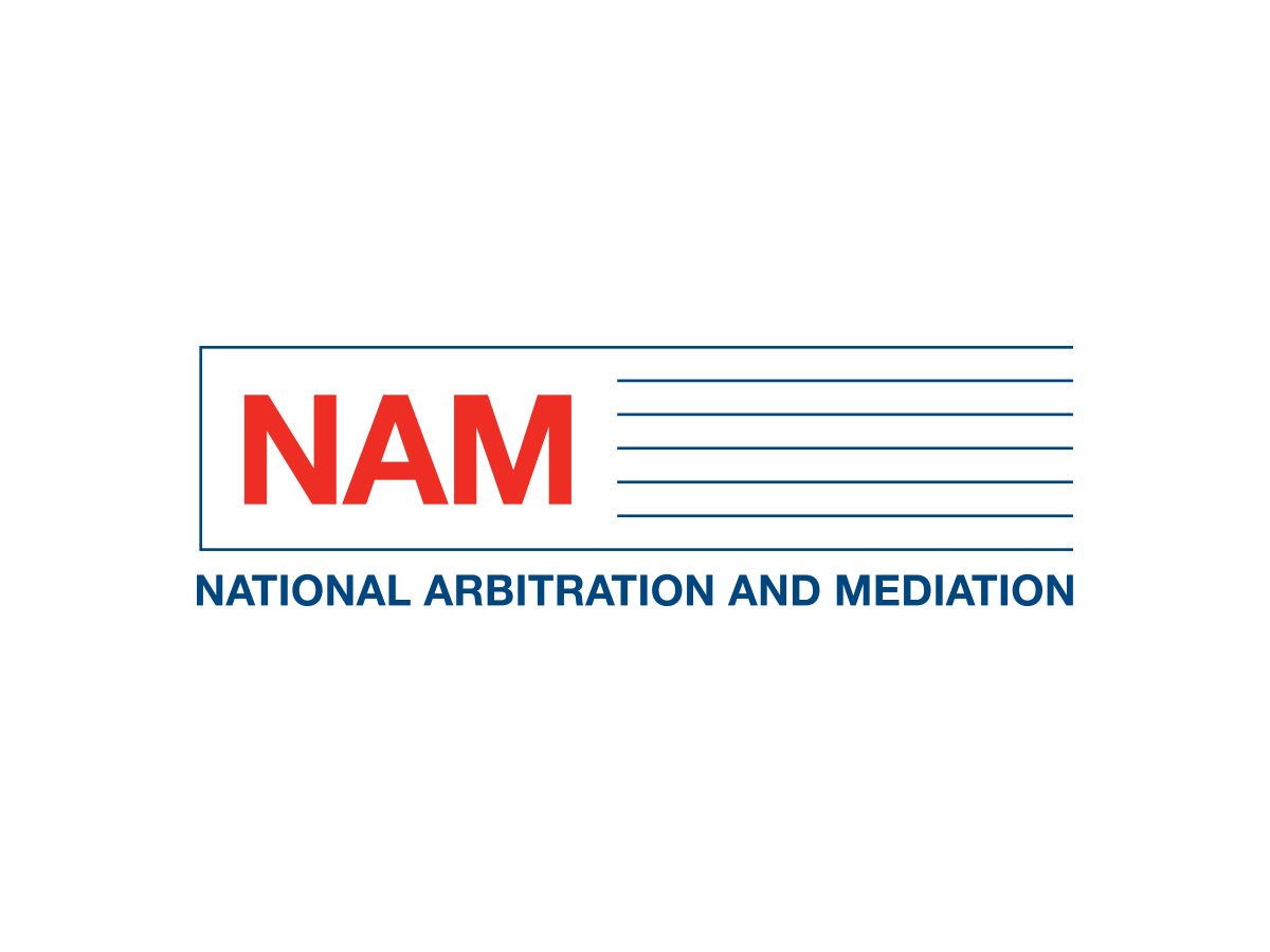 NAM (National Arbitration and Mediation)