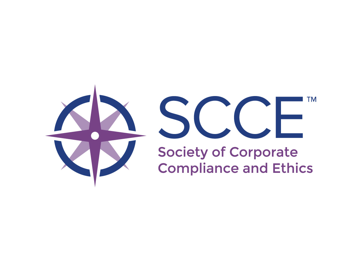 Society of Corporate Compliance and Ethics...
