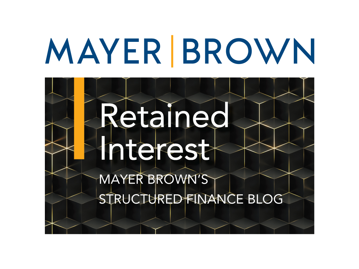 Mayer Brown - Retained Interest