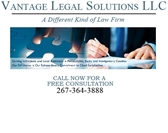 Vantage Legal Solutions LLC